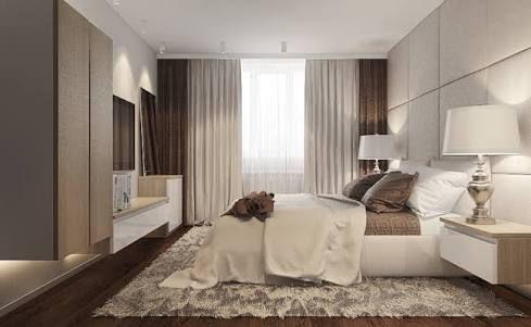 Image result for шоколадная спальня фото