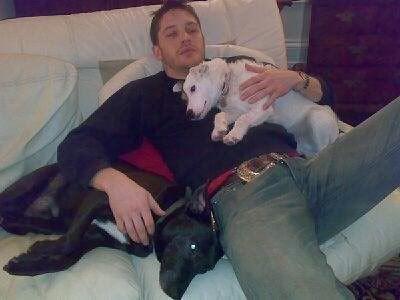 Gotta love an animal lover