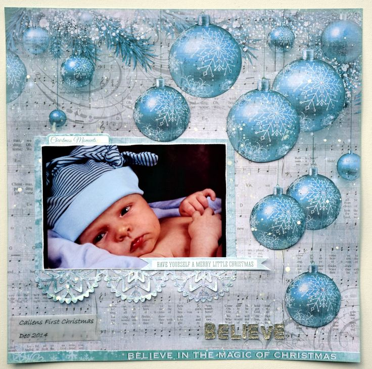 Kaisercraft - Silver Bells - Collette