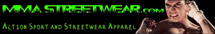 Sportswear, Streetwear apparel Customised headers examples - Website header banners for your websites. Static web page topper.