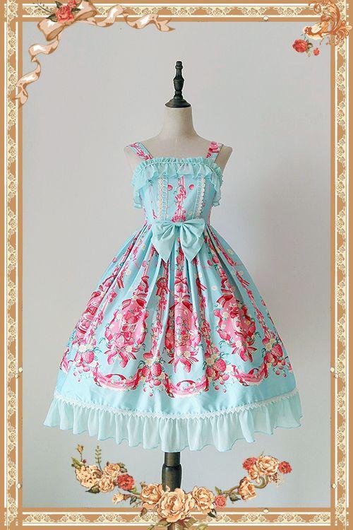 Infanta [--The Strawberry Kitchen Maid--] Dailywear Version Mini JSK