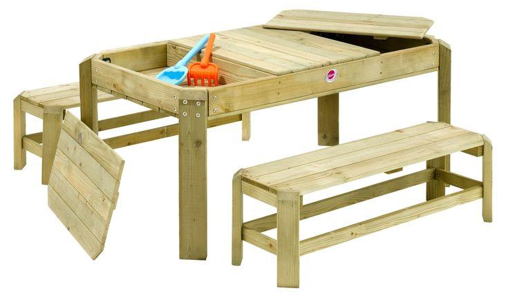 Plum Premium Wooden Activity Table | Departments | DIY at B&Q