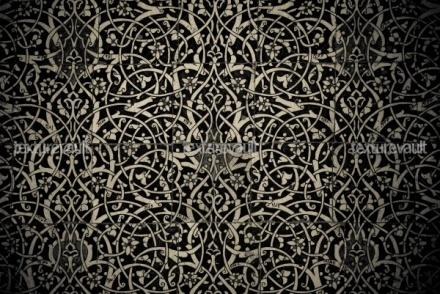 Royalty Free Texture of Tiled Oriental Ornaments - Texturevault.net