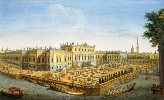 летний дворец Елизаветы на фонтанке - Поиск в Google