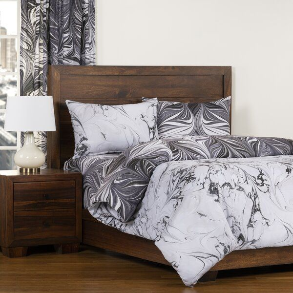 The Perfect Carrara Black Ash Reversible Duvet Cover Insert Set By The Art Of Marbling Bedding Furni In 2020 Reversible Duvet Covers Full Duvet Cover Duvet Covers Twin