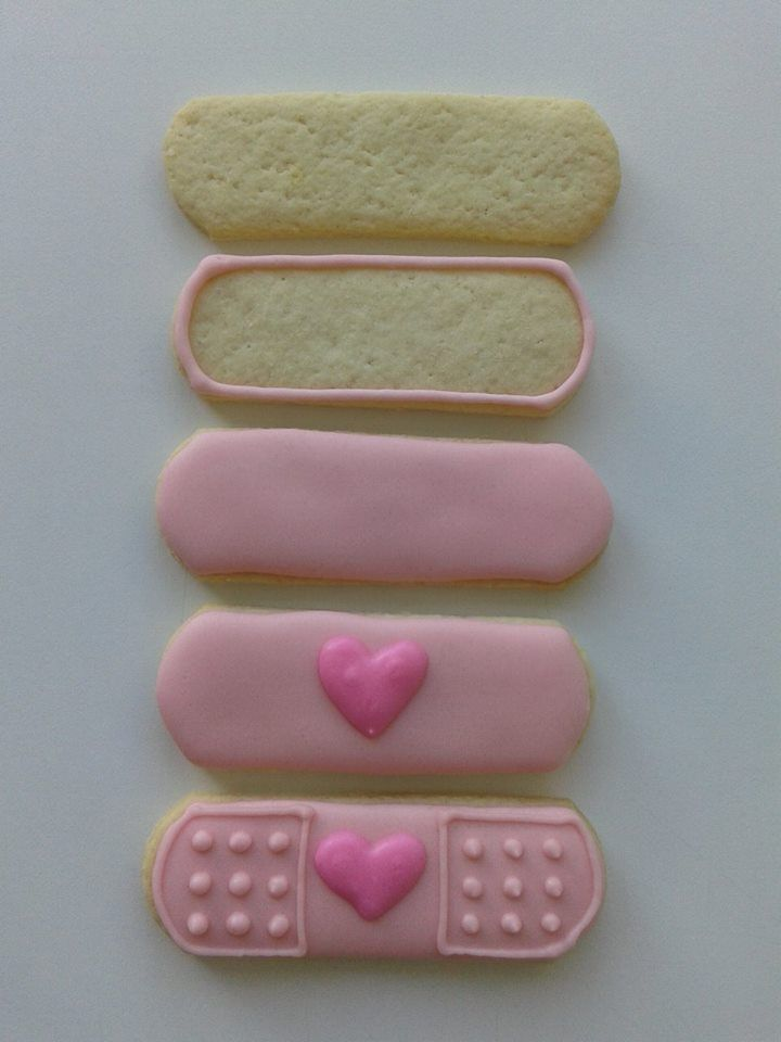 keksi-cookies.blogspot.com: easy Doc McStuffins cookies / Dotty cookies