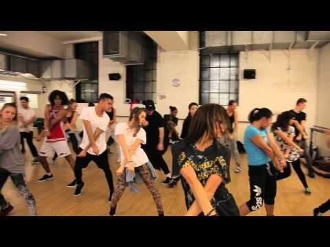 Commercial Street at Pineapple Dance Studios - YouTube