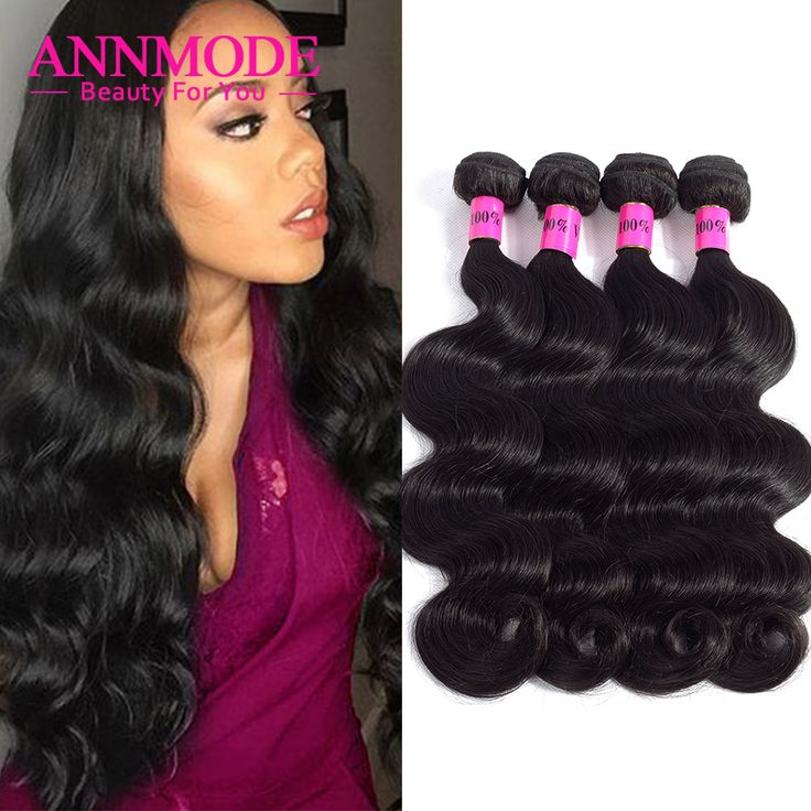 Hair Weaving 4Bundles Brazilian Body Wave Brazilian Virgin Hair Body Wave Rosa Hair Products 8A Unprocessed Brazilian Hair Weave Bundles * Click the image to find out more