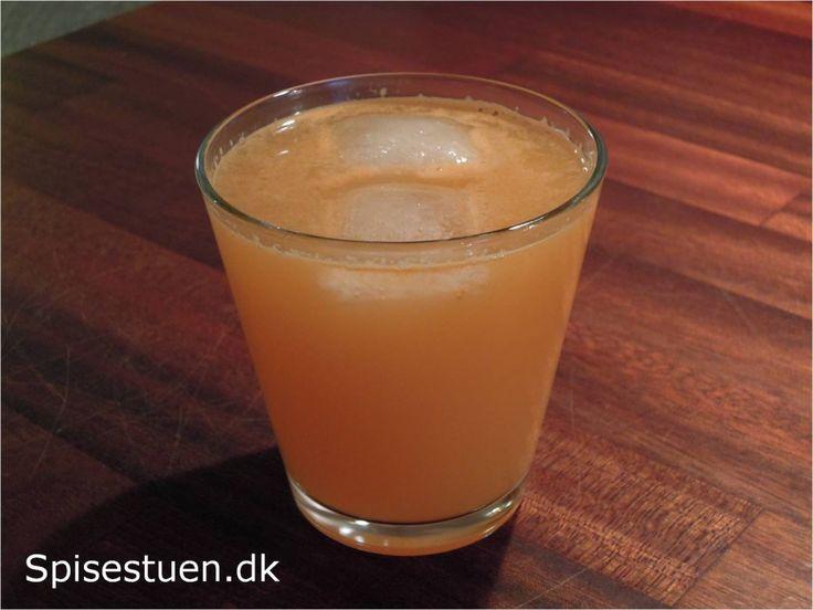 Orange juice 7 - fennikel, gulerod, appelsin og citron