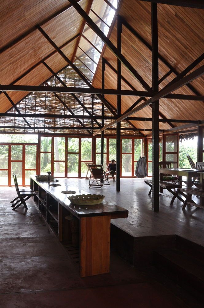 Gallery of Ani Nii Shobo Lodge / Sandra Iturriaga + Samuel Bravo - 7