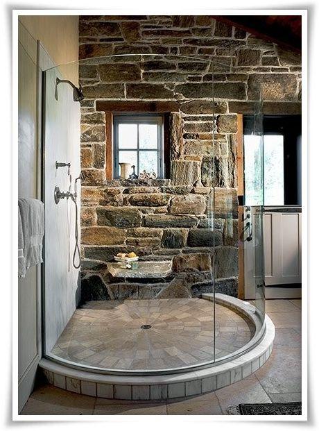 Oltre 20 migliori idee su bagno casa sul lago su pinterest camera da letto nautica - Cabine doccia su misura ...