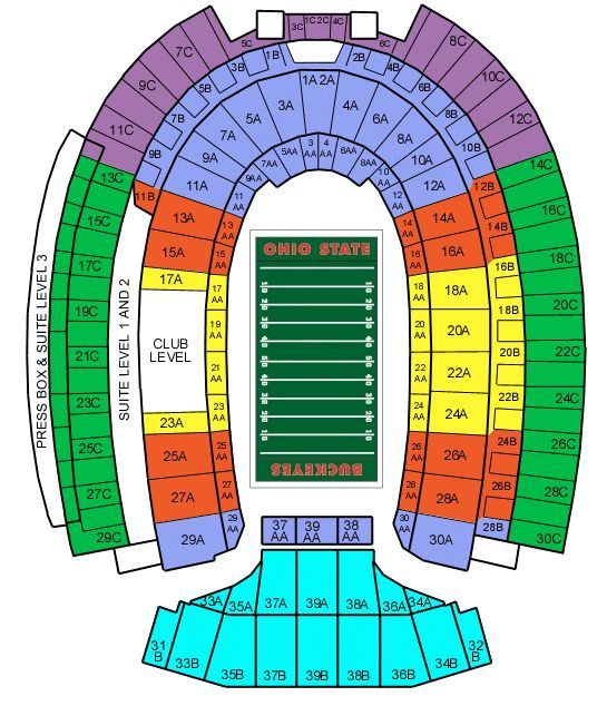 You are bidding on two tickets to see the Ohio State Buckeyes face the Oklahoma Sooners on 9/9/17 in Columbus Ohio at the Shoe. The seats are located ... #football #tickets #oklahoma #buckeyes #state #ohio