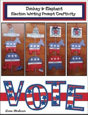17 Best images about Election Day Activities on Pinterest ...