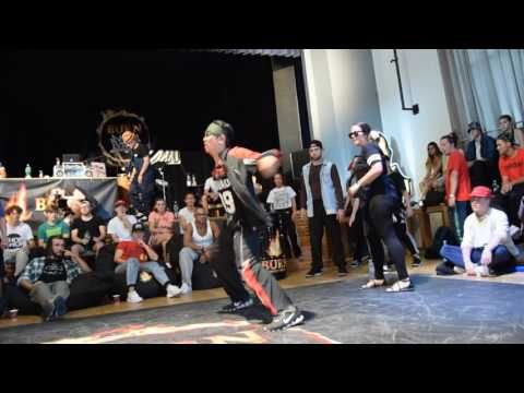 Rest in Beats vol. II feat. burn battle school/Allstyle/first video of t...