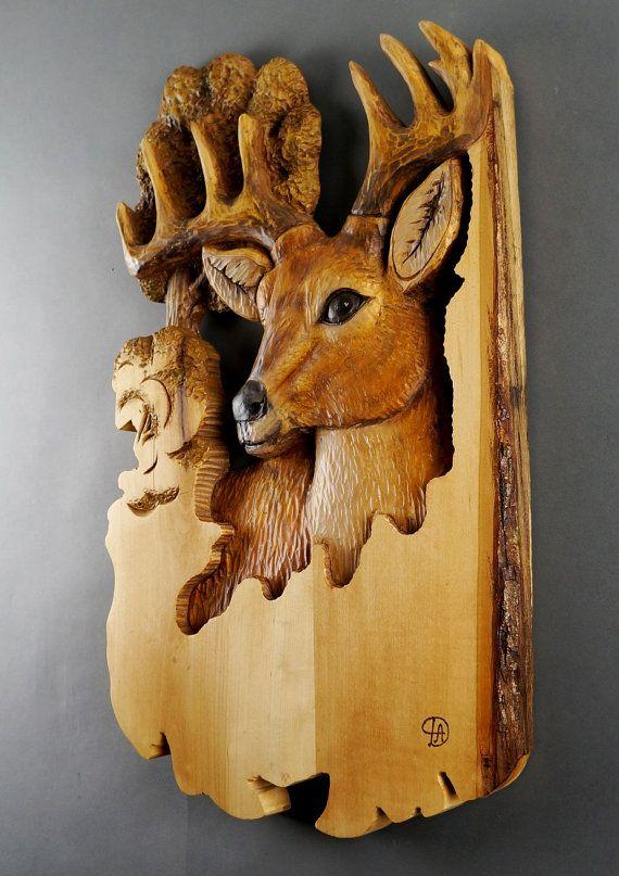 Más de ideas increíbles sobre tallado en madera solo