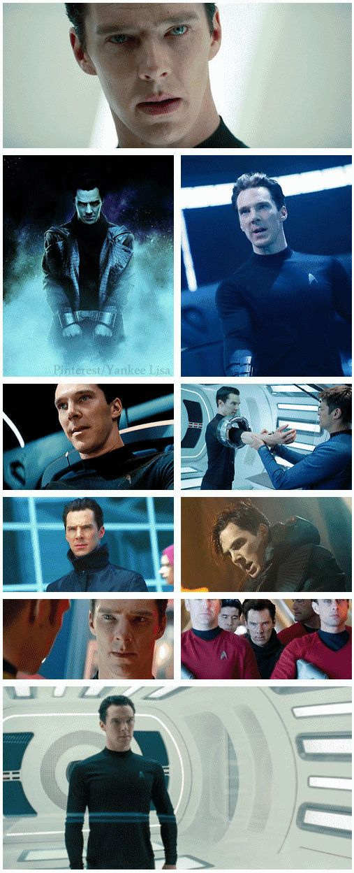 Benedict Cumberbatch - Star Trek Into Darkness