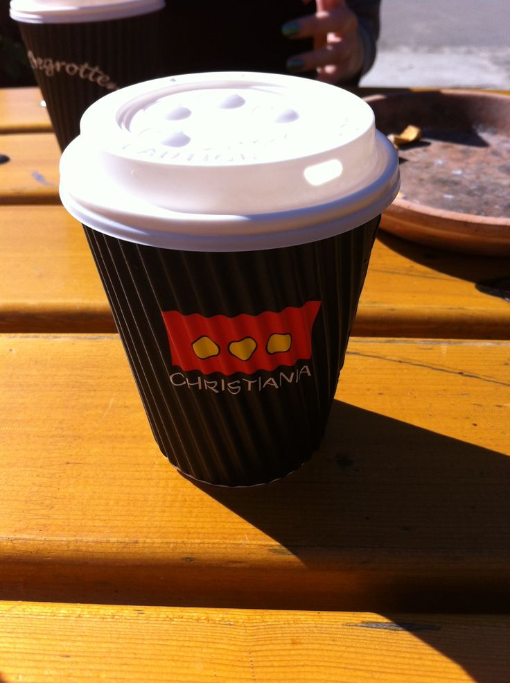 Coffee at Christiania