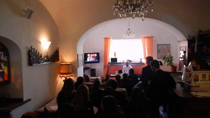 """E' da poco iniziato, qui nel nostro #albergo, uno stage a indirizzo turistico per i ragazzi dell'Istituto Superiore """"E. Fermi"""" di Sarno.  Buona lezione a tutti :)"""