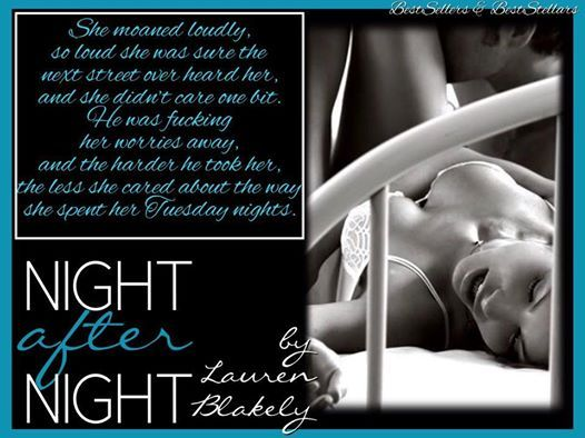 night after night book