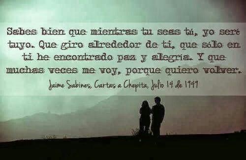 Cartas a Chepita-Jaime Sabines
