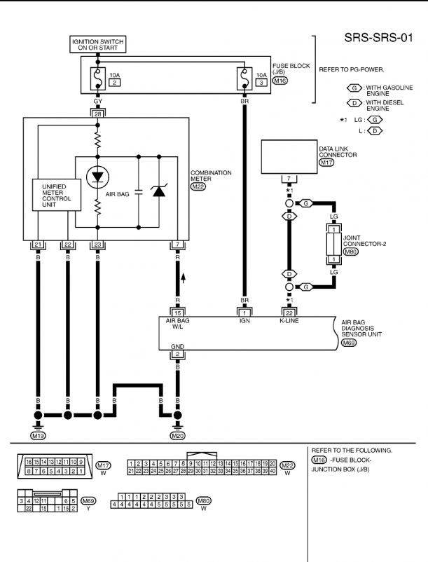 10  Nissan Micra K12 Engine Wiring Diagram -
