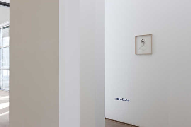 Amie Dicke, zonder titel (2003). © Jordi Huisman, Museum De Paviljoens