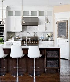 The co-author of The Looneyspoons Collection shares her tips on designing the idyllic kitchen.