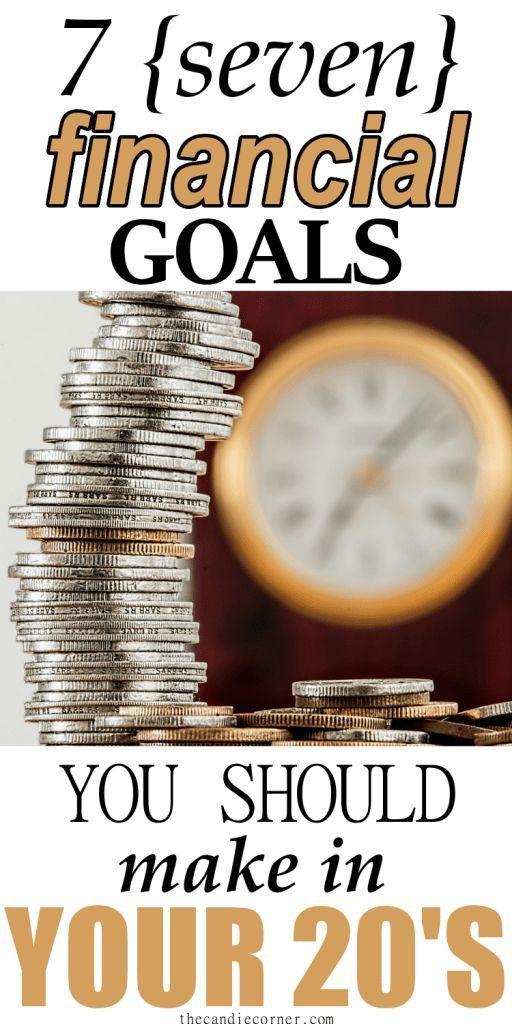 7 Finanzziele, die Sie in Ihren 20ern erreichen sollten – Finanzplanung