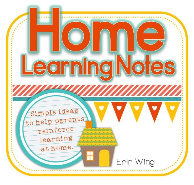 30 home learning notes to attach to your parent newsletters or send home anytime! Help parents review key literacy and math concepts with their kids. (CCSS aligned.) $