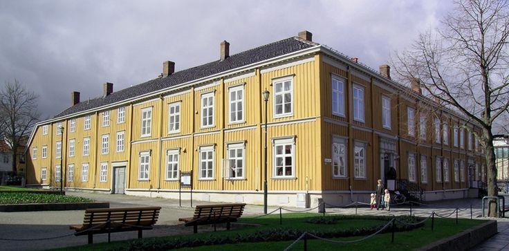 Paléet Hornemansgården, Kongens gate 7, NO-7013 Trondheim
