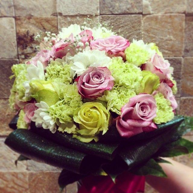 Bouquet! <3 #soledade #flores #flowers #portugal