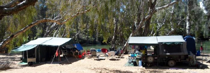 Cattle Station Camping