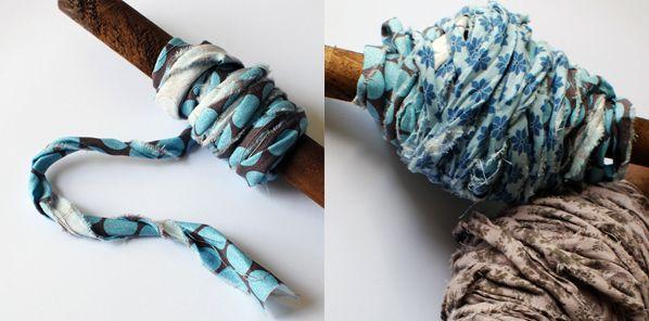Как сделать вязаную крючком корзину-5