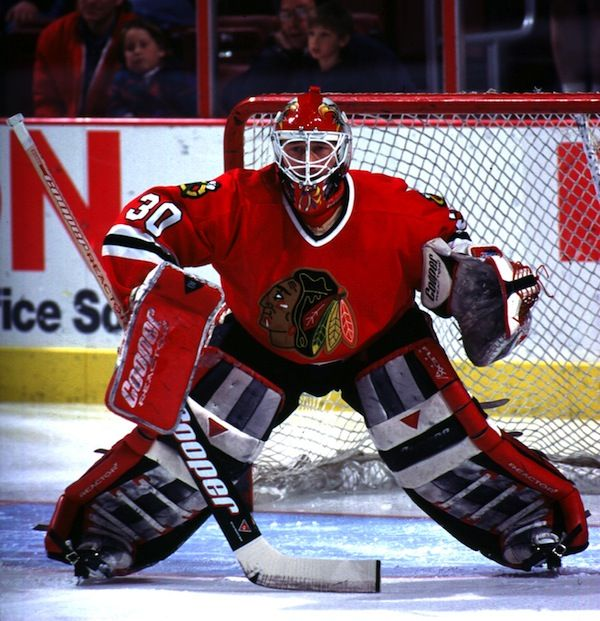 Ed Belfour,Friend and reasoning for my madness..