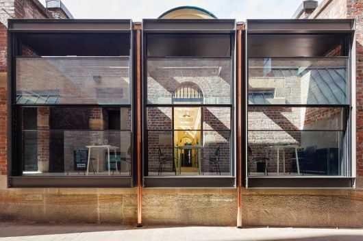 Former Rocks Police Station | Welsh + Major Architects. Photo: Katherine Lu | Bustler