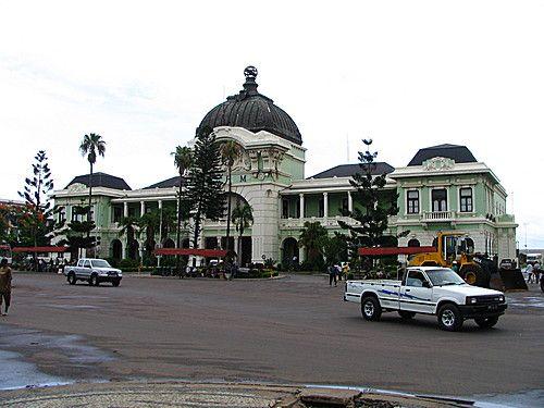 Caminhos de ferro de Moçambique