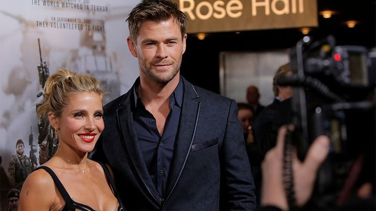 FOX NEWS: Chris Hemsworth's wife Elsa Pataky says actor 'was very young to be starting a family'