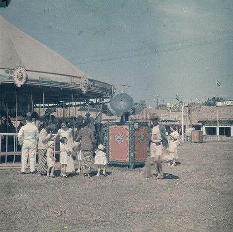 Pasar Gambir 1932 1940