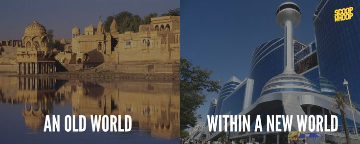 15 Photos That Tell The Story Of The Two Indias That Exist Together