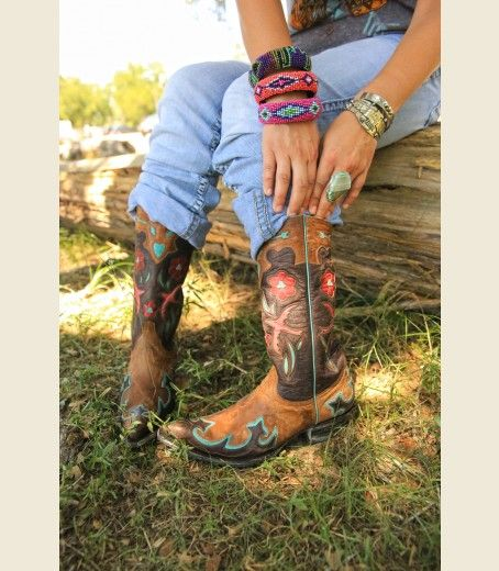 sweetheart of the rodeo boots
