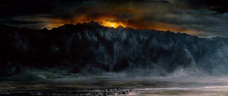 mordor | Fotky ze Středozemě - Mordor | Ernil-i-pheriannath