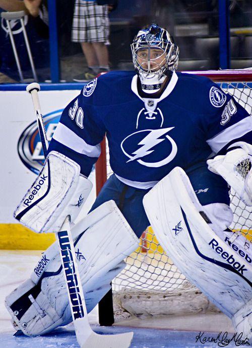 Ben Bishop Tampa Bay Lightning