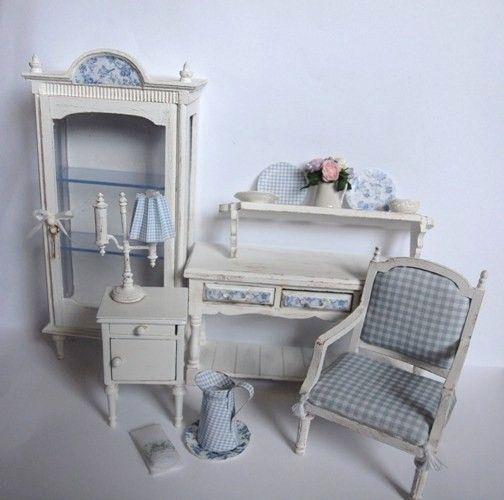 Dollhouse Miniatures Victoria Bc: 724 Best Dollhouse II Images On Pinterest