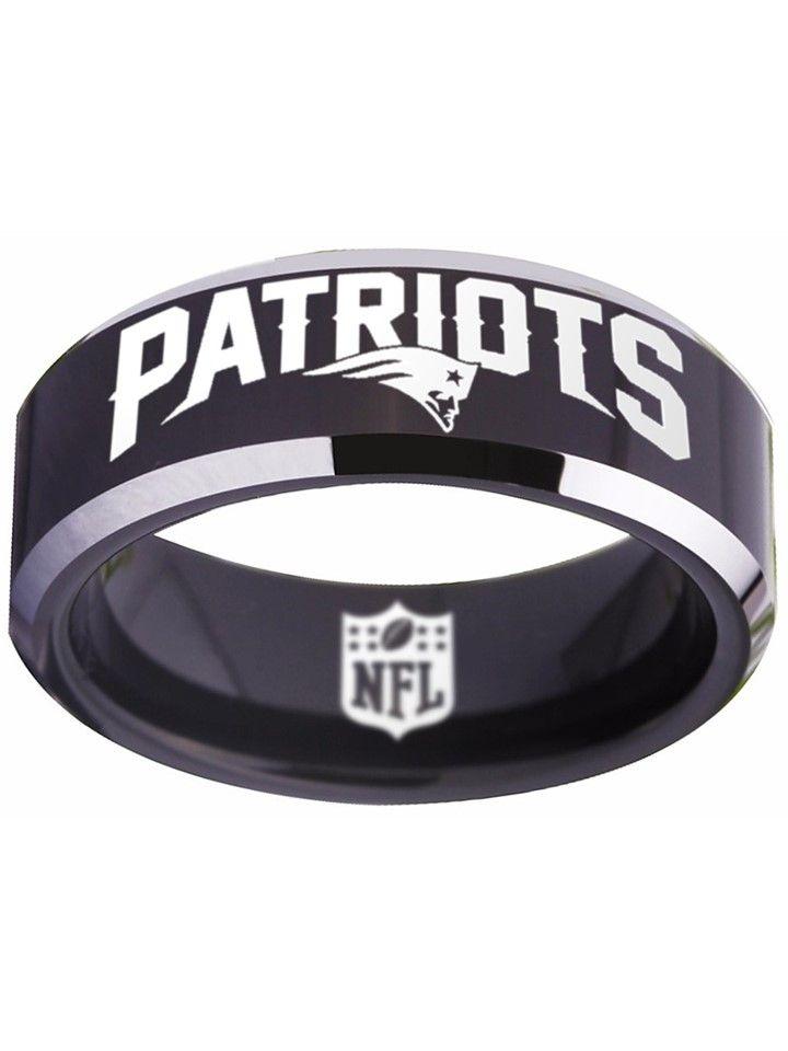 New England Patriots Logo Ring In 2020