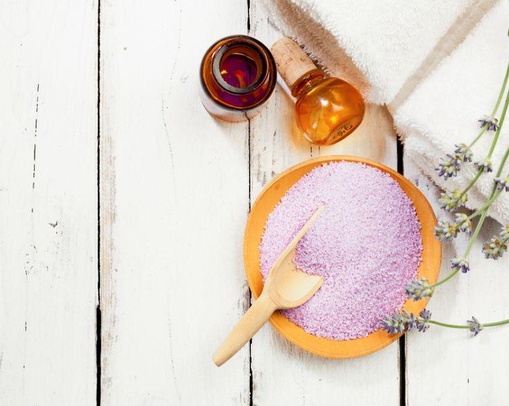Sare de baie facuta in casa: 4 retete delicioase » Andreea Raicu