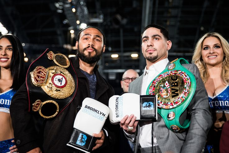 Keith Thurman held a media day at this training camp in St. Petersburg, Florida ahead of his unification bout with WBC champion, Danny Garcia