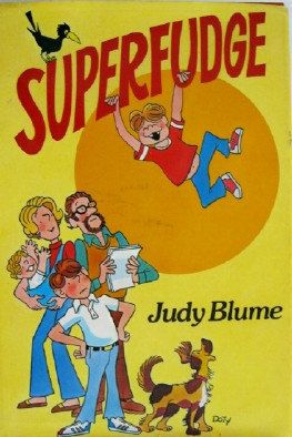 book report on superfudge