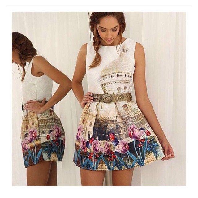 @butikcarlo desenli sıfır kollu elbise fiyat 54.90 ₺  Whatsapp: 0538 714 15 37