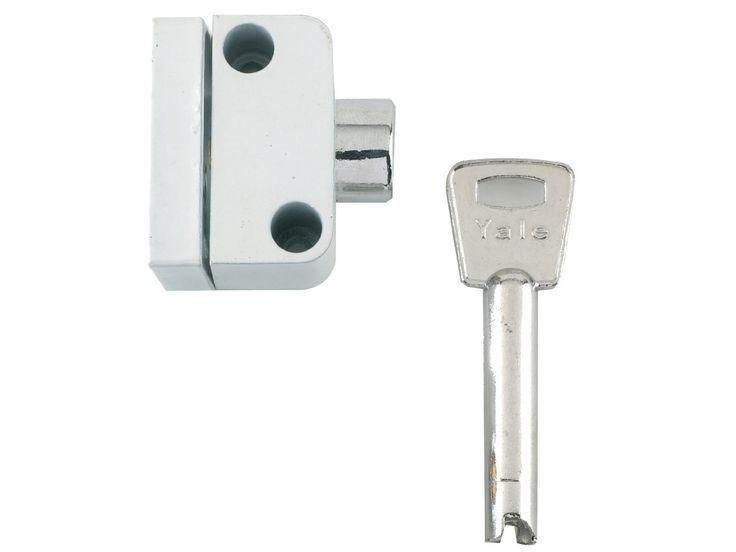 Yale Locks 8K102 Push Button www.thebestpadlock.com