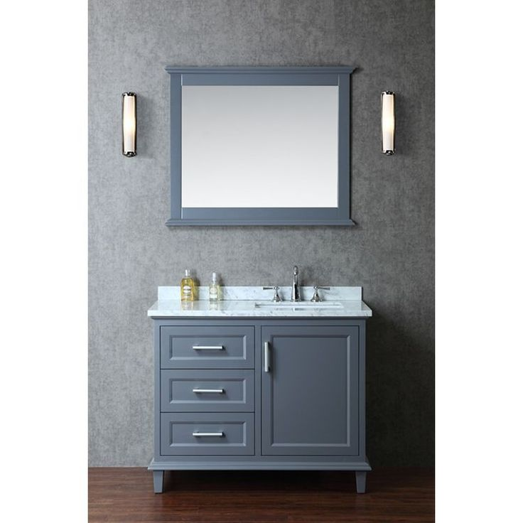 Photo Album For Website The Ariel by Seacliff Nantucket Single Sink Bathroom Vanity Set draws inspiration from Cape Code style architecture This traditional vanity has a whale
